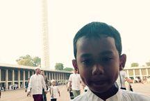 Iedul adha jakarta 2015 / Sepf 2015