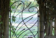 front door gate