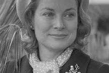 Grace Kelly / Grace Patricia Kelly (November 12, 1929 – September 14, 1982) was an American movie actress who became Princess of Monaco after marrying Prince Rainier III, in April 1956.