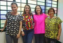 Tops e túnicas / Selecção de vários tops e túnicas que podem fazer nas aulas