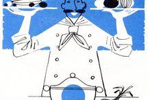 ilustracions dels 60