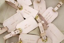 Destination Wedding Favors
