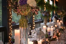 Wedding Ideas / by Victoria Cross Crittenden