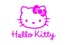 Napoje Hello Kitty / Napoje niegazowane, woda niegazowana oraz woda truskawkowo lekko gazowana pod popularną marką Hello Kitty, w różnych wersjach smakowych