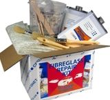 Repair Kits / These are our handy dandy kits, containing everything you need for a specific job, including tools!