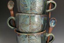 Pottery, etc.