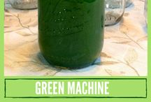 Juicing and smoothies / Recipes for juicing  / by Kari Jo