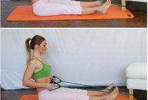 Workout Resistance Band - Back