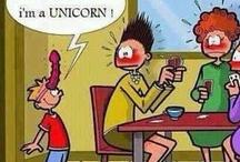 I believe in Unicorns...... / by Beth B.