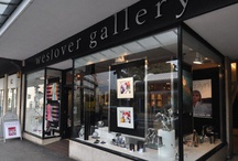 The Gallery / Westover Gallery is one of the South West's most successful independent galleries featuring artwork from local, national and international artists.   http://www.westovergallery.co.uk