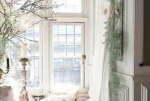 Interiors : Romantic Style / by The DecorCafe Network