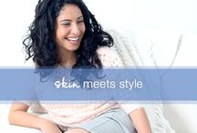 Skin Meets Style / See how softer, smoother skin completed these fashion-forward looks, inspired by the breakthrough formula of New Dove Body Wash. / by Dove