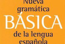 Gramáticas de Español