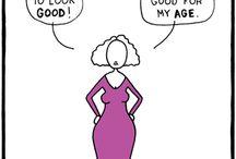 I'm over 50  / by Nanette Spiegel
