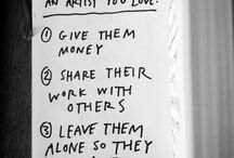 Work for your Art