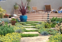 integrate space / Space integrated into your landscape to be usable.