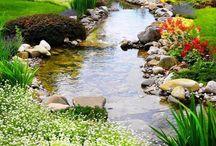 Csodálatos kertek - parkok