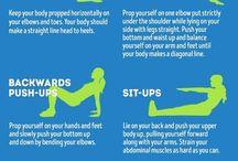 Ασκήσεις Εκγύμνασης