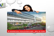 Creative 3D Architectural Visualization Studio - Nipra 3D Studio