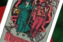 Political Christmas Cards / by Radical Tea Towel Company