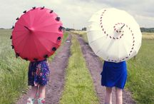 Love Umbrellas - http://www.loveumbrellas.co.uk / Cheering up dreary days with our customised umbrellas.  Customised in Rossendale, UK. Ideal for weddings, big days out, and every day use.