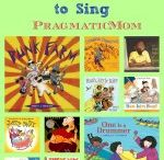 Books for singing/music
