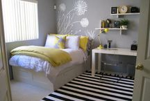Bedroom ideas / by Jaundis Roxas
