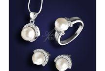 komplety biżuterii ślubnej