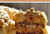 Торты, пирожные, десерты