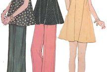 Vintage  patterns / by Pattie Mullen-Logan