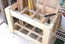 garage organization/storage