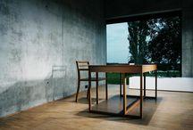 Inspiration / Collective Furniture // Inspiration by NWW Neue Wiener Werkstaette