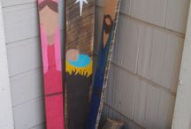 Pallets / Thanks a lot Hailee Sterns / by Angela McFarland