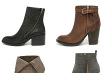 Boots / Fall,winter,spring...any season that involves wearing boots