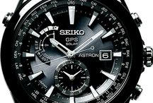 Seiko GPS watches