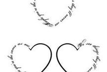 Tattoos / by Jessica Lyke