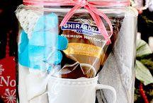 Gift ideas in a jar