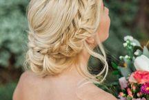 Amanda's Wedding Hair & Makeup