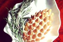 Food Art / Inspiration for DIY hors d'oeuvres, appetizers and food art