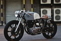 Chopper-Cafe Racer