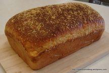 Breads / by Kristin Kouka