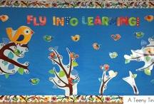 Boho Bird Themed Classroom