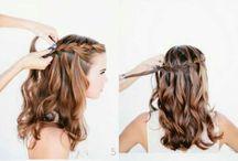 Fletter / Til hårinspirasjon