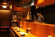 南門餐廳吧台