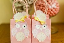 owl party bags and more