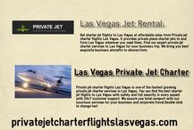 Private Jet Charter Flights To lasvegas