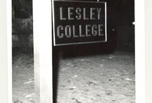 Lesley University Archives / Images and curiosities from the Lesley University Archives.  The Archives collects, preserves, and organizes Lesley's historical documents and makes them available for research by students, faculty, staff, alumni, and the public.