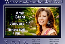 Amy Grant  / by Mill Town