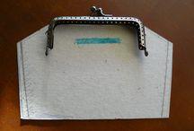 фермуары с выкройками  для сумочек и кошельков