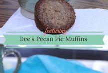 Nutty Recipes / Recipes that include nuts like peanuts, peanut butter, pecans, walnuts, almonds, hazelnuts, macadamia nuts, etc.